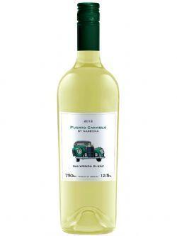 Vinho Uruguaio Puerto Carmelo Sauvignon Blanc 750ml