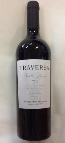 Vinho Uruguaio Traversa Noble Alianza 750ml