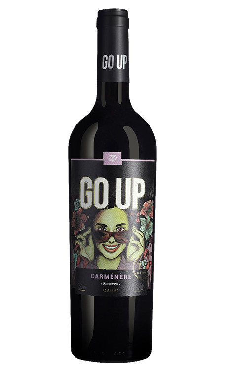 GO UP Carmenere 750ml - Vinho Chileno