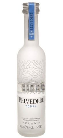 Vodka Polonesa Belvedere 50ml