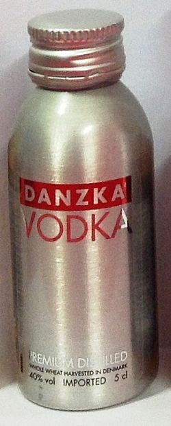 Vodka Danzka 50ml