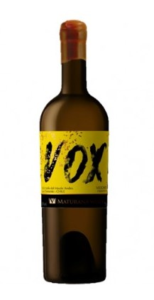 Vox Viognier by Maturana Wines 750ml - Vinho Chileno