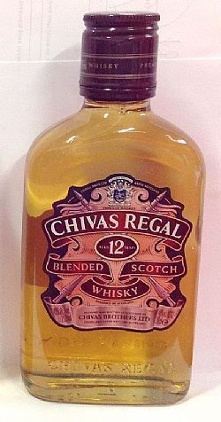 Miniatura whisky Chivas Regal 200 ml