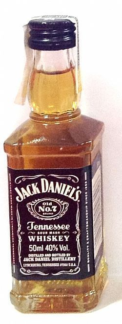 Whisky Jack Daniel's 50ml