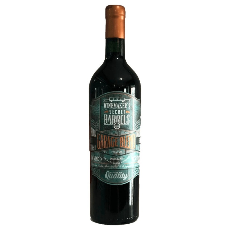 Vinho Chileno The Winemakers Garage Blend Premium 750ml