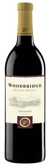 Vinho Americano Robert Mondavi Woodbridge Zinfandel 750ml